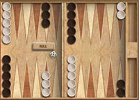 Backgammon...