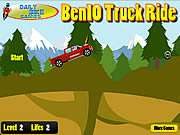Ben 10 Truck Ride