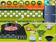 Saras Cooking Class ..