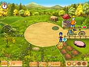 Playing Farm Mania